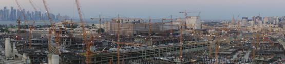 heart of Doha QATAR
